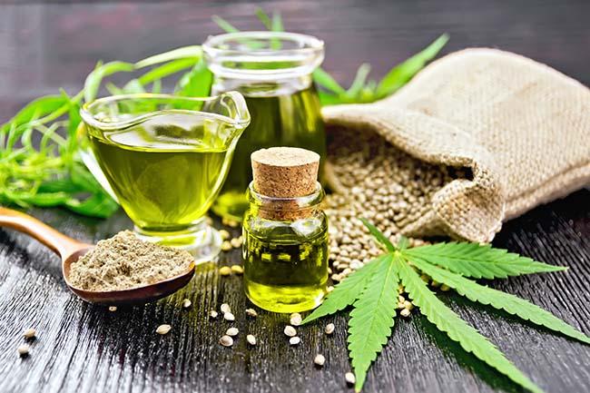 CBD oils items